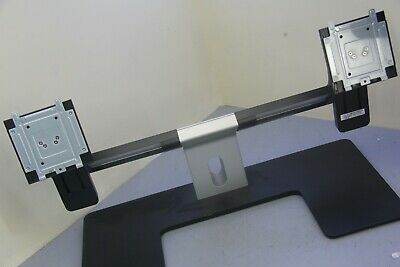 "Dell MDS14A Dual Monitor Stand Fits up to 24"" Monitors P1YY3 0P1YY3"
