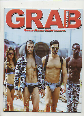 Grab Chicago Magazine Chicago's Biweekly LGBTQ Publication January 22, 2019