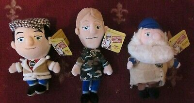 Only Fools and Horses Plush Talking Doll Set