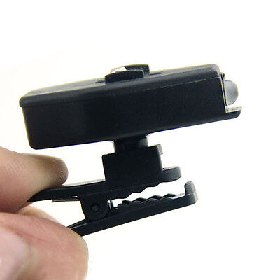 Portable Clip On Eye Glasses LED Light Magnifier Glass Watch Tool Light 7