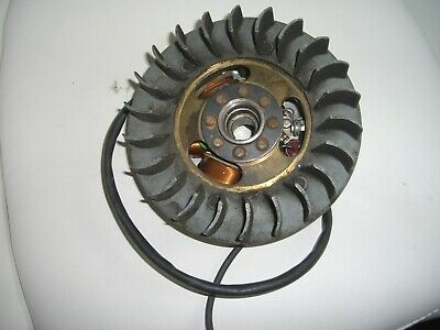 Lambretta sx200 Stype stator plate and flywheel, perfect condition