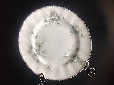 Vintage Paragon Bone China England FIRST LOVE Bread and Butter Plate