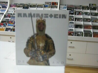 Rammstein Cd Single Europe Deutschland 2019 Gatefold