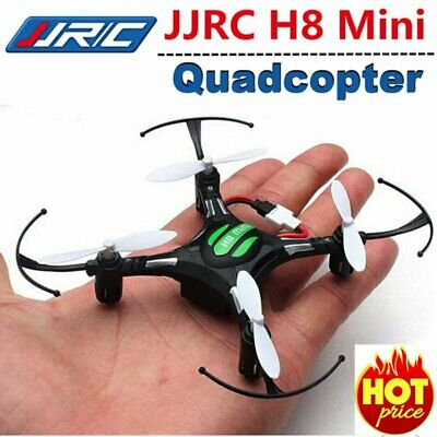JJRC H8 Mini RC Drone Quadcopter 2.4G 4CH 6 Axis Gyro Headless Mode RTF LOT QnIW