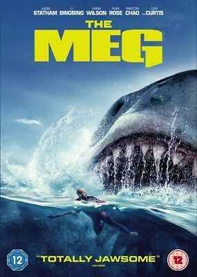 The Meg 3D 2018 **REGION FREE**