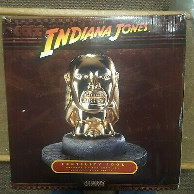 Sideshow INDIANA JONES FERTILITY IDOL 1/1 Prop Replica Raiders of the Lost Ark