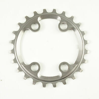 Shimano Chainring  24t 64mm BCD 4 Bolt 11 Speed Double M9020  M9000 M8000 For 34
