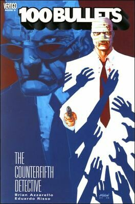 100 BULLETS Volume 5: The Counterfifth Detective Graphic Novel (2003-Azzarello)