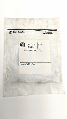 W11 - NEW! Allen Bradley Contact Kit - 500L - 40410-331-54 - Size 1 - 1 Pole