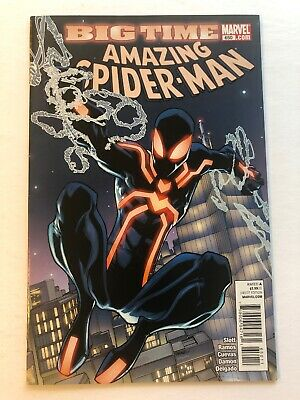 Amazing Spider-Man #650 - Black Stealth Suit Far From Home - Ships free! Marvel
