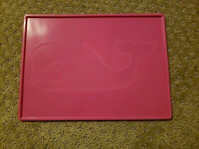 Baby Whale Pink Non Skid Placemat - vineyard vines® for Target SOLD OUT -