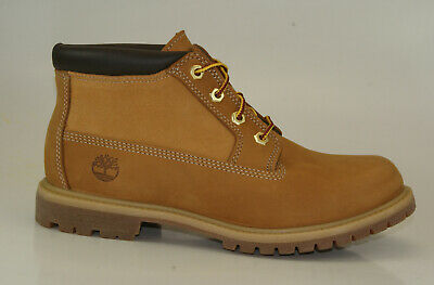 TIMBERLAND NELLIE CHUKKA Leather Wide Marrone T23371