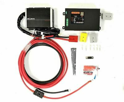!Projecta Idc25 Dc To Dc Mppt Solar 4X4 4Wd Agm Dual Battery System Bundle Sale