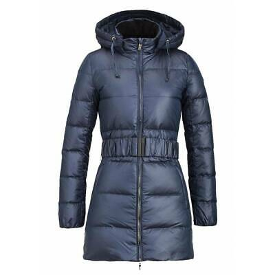 detailed pictures 2f698 c9f88 GIACCONE EA7 EMPORIO Armani Donna 281431 navy blue