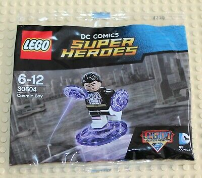 Lego DC Comics Super Heroes 30604 Cosmic Boy Polybag NEW!!!