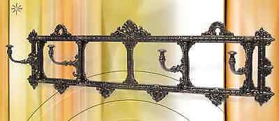 Wardrobe Cast Iron Coated Hallway Kitchen Garden Vintage Aesthetics Gift