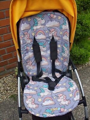 NEW Custom seat liner Bugaboo Cybex Egg iCandy Joie Jogger Uppababy Greentom