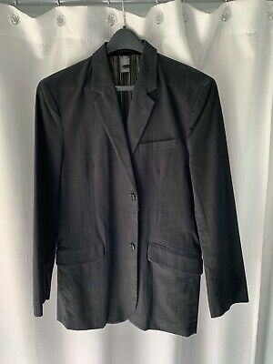 Collection of 8 mens sport coats, 40 regular, various brands, very good cond.