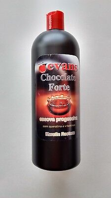 "evans  Chocolate Forte ""Brazilean Keratin Treatment "" Keratin estore 32oz."