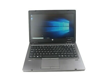 "HP Probook 14"" Laptop A4 Processor 8GB RAM 250GB 500GB 15.6 Screen WiFi DVD"
