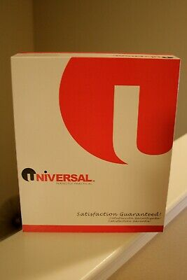 Universal Report File Folder,  Report Covers, offering one case of 5 boxes of 25
