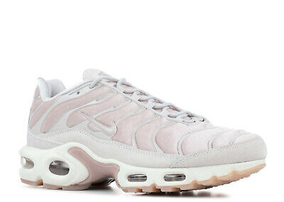 huge discount 80fcc 8fc2e WOMEN'S NIKE AIR Max Plus LX PARTICLE ROSE BEIGE PINK GREY WHITE AH6788-600