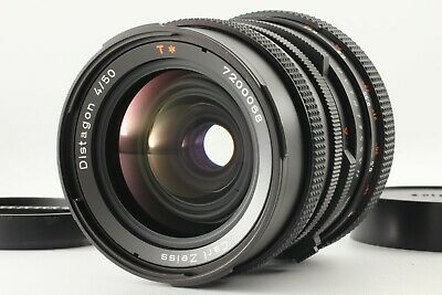 【Top Mint】 Carl Zeiss Distagon T 50mm f/4 FLE CF Lens For Hasselblad from JAPAN