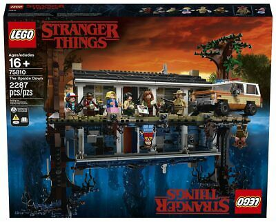 LEGO 75810 The Upside Down * Netflix Stranger Things * Brand new factory sealed