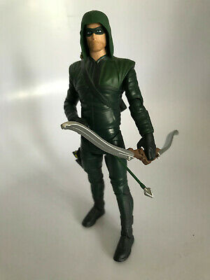"DC Comics Multiverse 6"" Inch Justice Buster Wave CW Green Arrow Loose Complete"