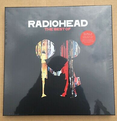 Radiohead - The Best Of - 2008 4 LP Limited Edition Box Set - Sealed