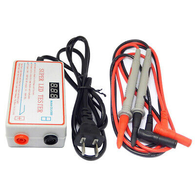 UK 0-300V TV LED Backlight Tester Tool For Computer Laptop Repair All Led Strip