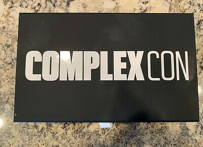 Vip Complexcon 2019 Chicago 2 Day Full Vip Experience Ticket 7/20-7/21 Sold Out