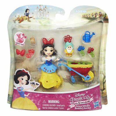Close Out HSBB8940EU4 Disney Princess Little Kingdom D Valigetta Belle