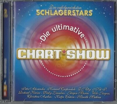 Die Ultimative Chartshow -  Schlagerstars *  2Cd *