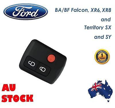 Keyless remote control for Ford TERRITORY TX TS Ghia PFV UTE Wagon 2002 03 04 05
