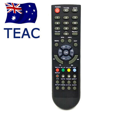 2019 NEW TEAC Brand New Remote Control for Set Top Box Model HDB850 OZ
