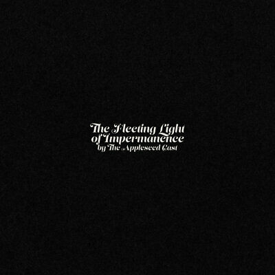 The Appleseed Cast - The Fleeting Light.. // Vinyl LP ltd to 500 on Clear Teal