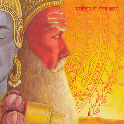 Valley of the Sun - Old Gods // Vinyl LP limited edition on Clear Green