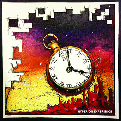 Hyper On Experience - Keep It In The Family // Vinyl EP limited edition