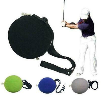 Golf Training Ball Outdoor Portable Smart Tour Striker Aid Swing Adjustable F7P1