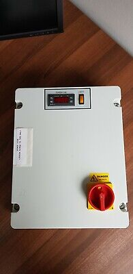 Large Electrical Evaporator, Electric defrost Panel/Control Box -  New