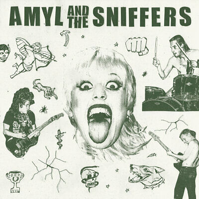 Amyl and the Sniffers - Amyl and the Sniffers // Vinyl LP