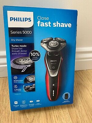Philips Series 5000 Dry Men's Electric Shaver Precision Trimmer S5340/06
