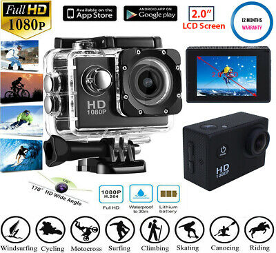 Sports Camera action SJ4000 HD 1080P Video Camcorder Waterpoof DVR Helmet 12MP