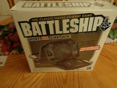New Battleship the classic Naval Combat Strategy Board Game from HASBRO GAMING