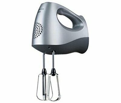 Kenwood KE-HM225 Compact and Durable 3 Speed Hand Mixer Whisk 150w Silver - New