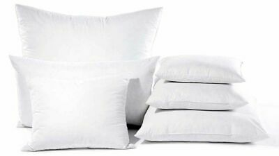 """Hotel Quality Duck Feather& Down Cushion Pads,Inserts,Inners, 16,18,20,22,24"""""""