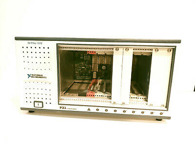 National Instruments NI PXIe-1078 9-Slot, Up to 1.75 GB/s PXI Chassis