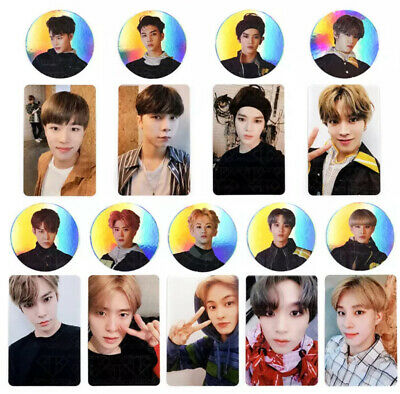 Nct 127 Official Photocard & Circle Card We Are Superhuman New Nct127 Photo Card