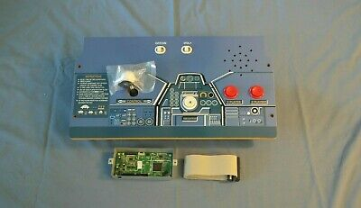 OEM Arcade1up Asteroids COMPLETE Deck / Control Panel & PCB BOARD - BRAND NEW